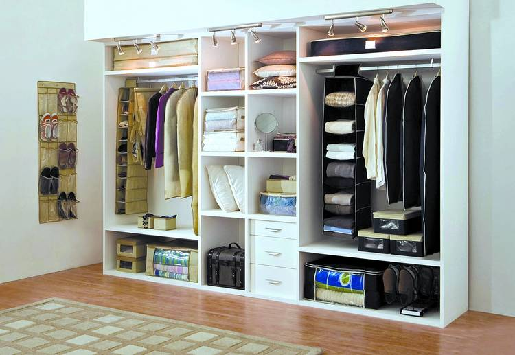 Ikea minibu for Como organizar mi armario