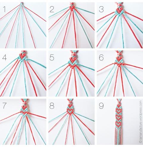830256349713 DIY Pulseras de la amistad – Minibu
