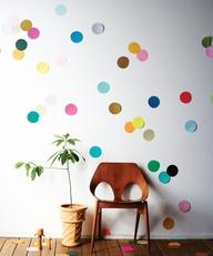 confetti pared