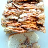 La receta de la semana: Bizcocho belga de manzana