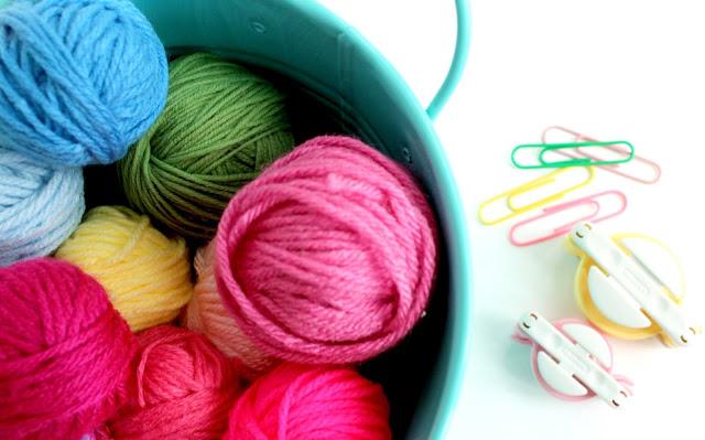 Manualidades con lana minibu - Manualidades en lana ...