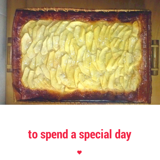 to spend a special day