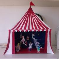 Diorama del circo