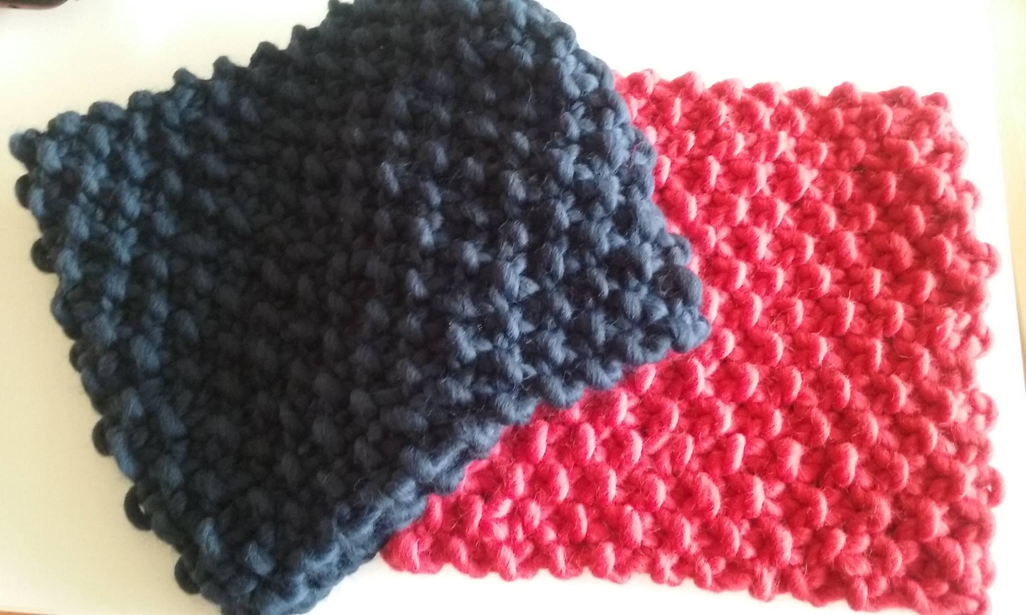 Cómo hacer un cuello de lana para niños – Minibu 4e12e8d4f49